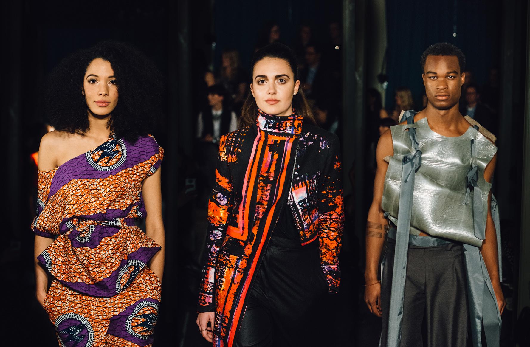 NFS Fashion Show, photos by José Chan