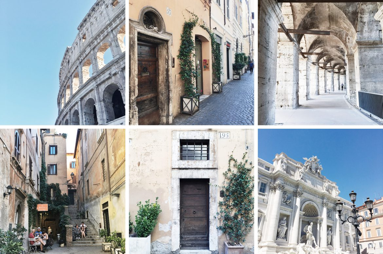 Rome in Instagrams