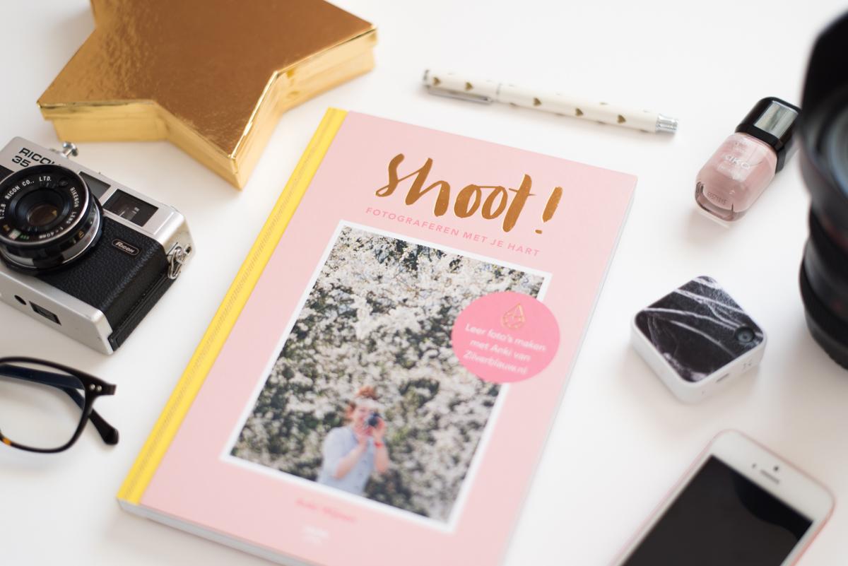 Boekreview: Shoot! Fotograferen met je hart – Anki Wijnen