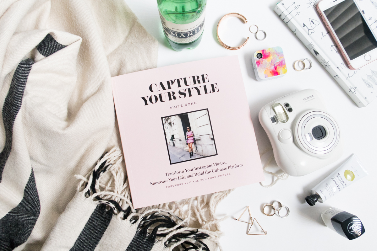 Capture Your Style flatlay