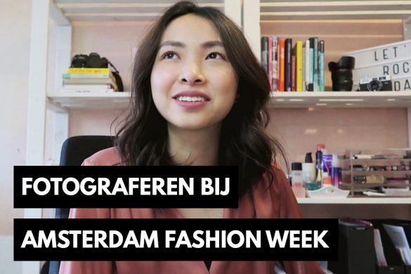 Amsterdam Fashion Week fotograferen