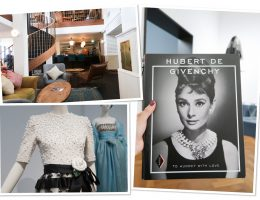Tentoonstellin To Audrey With Love