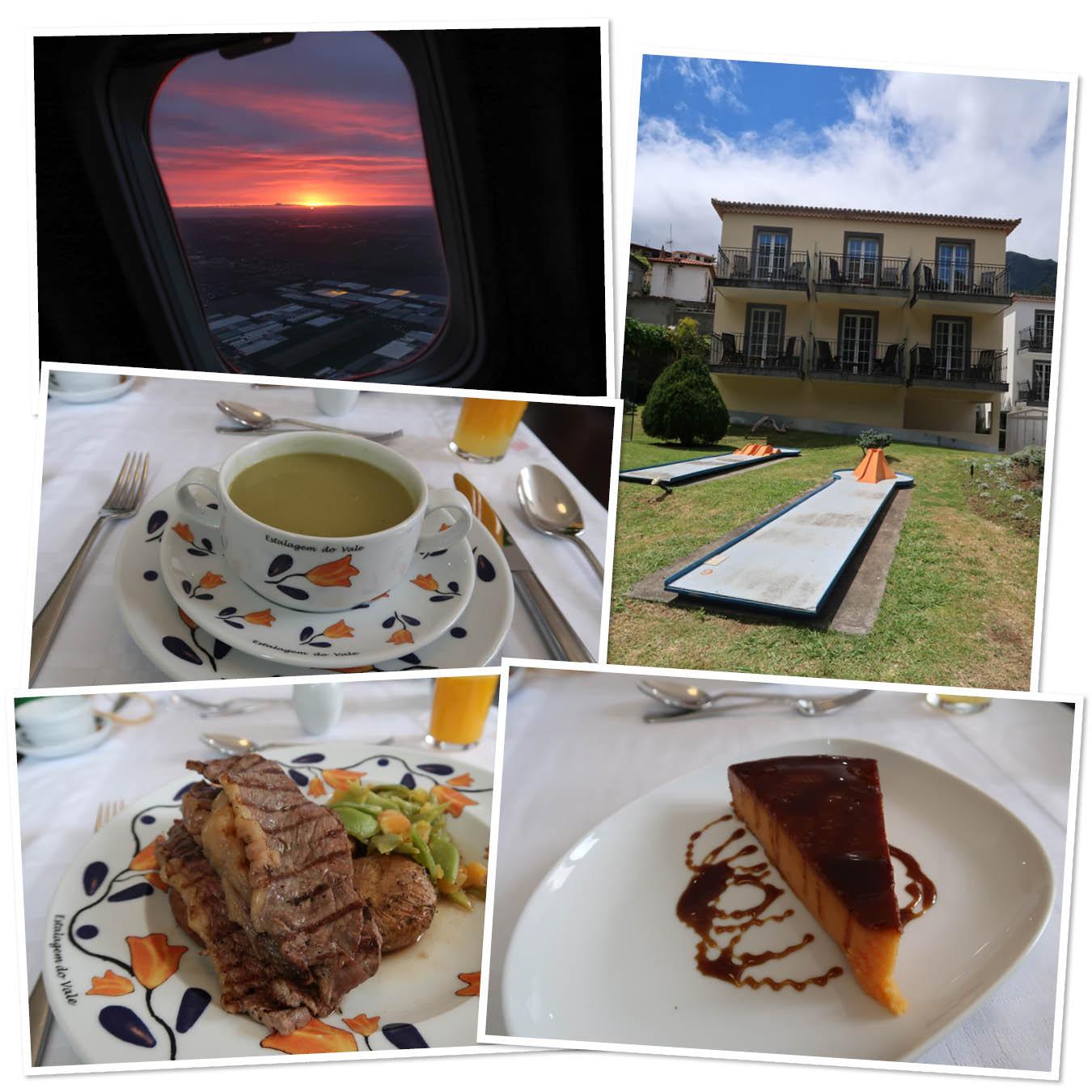 Madeira, hotel Estalagem do Vale