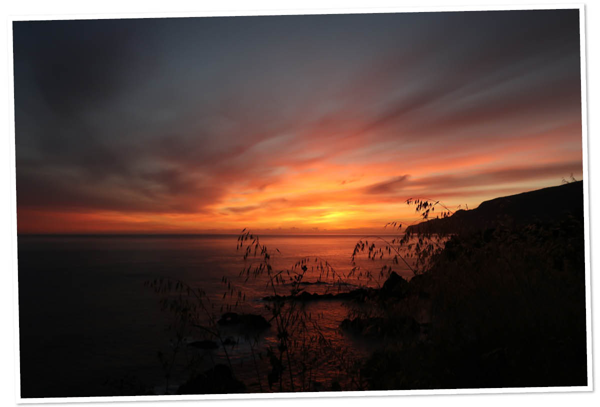 Madeira, sunrise