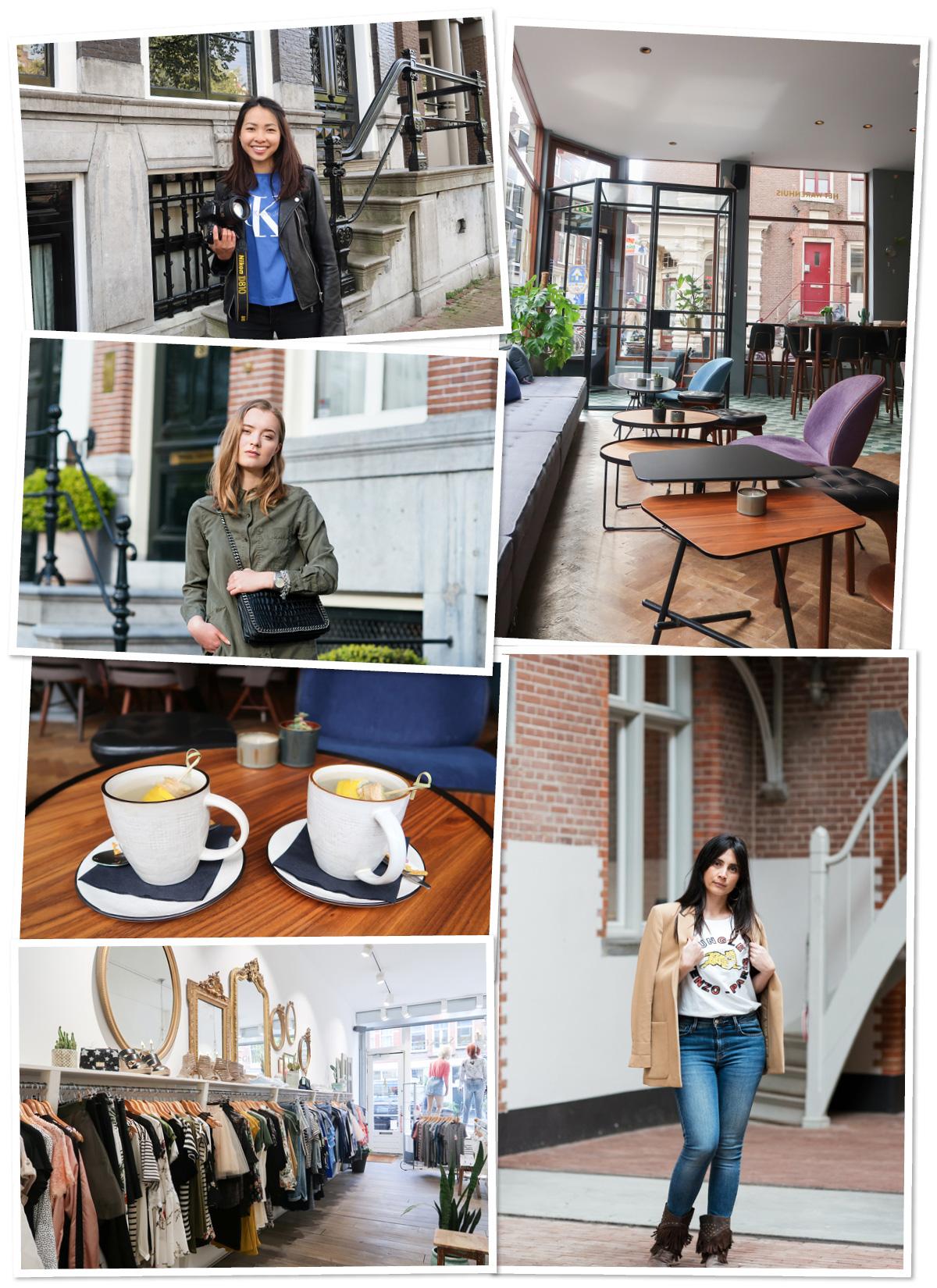 Fotoshoot, Amsterdam, De Hallen, Gesponnen Suiker