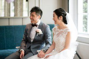 Bruiloft: Kakee & Kwan
