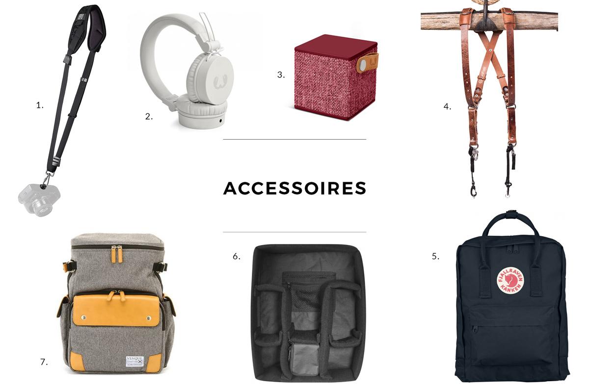 Fotografie accessoires