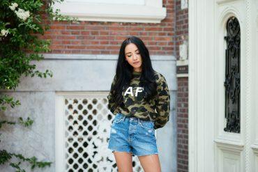 Outfitfoto Den Haag