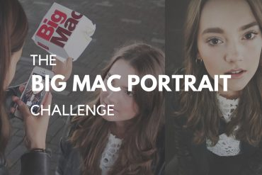 The Big Mac Portrait Challenge