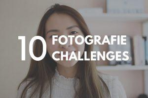 10x fotografie challenge ideeën voor 2018
