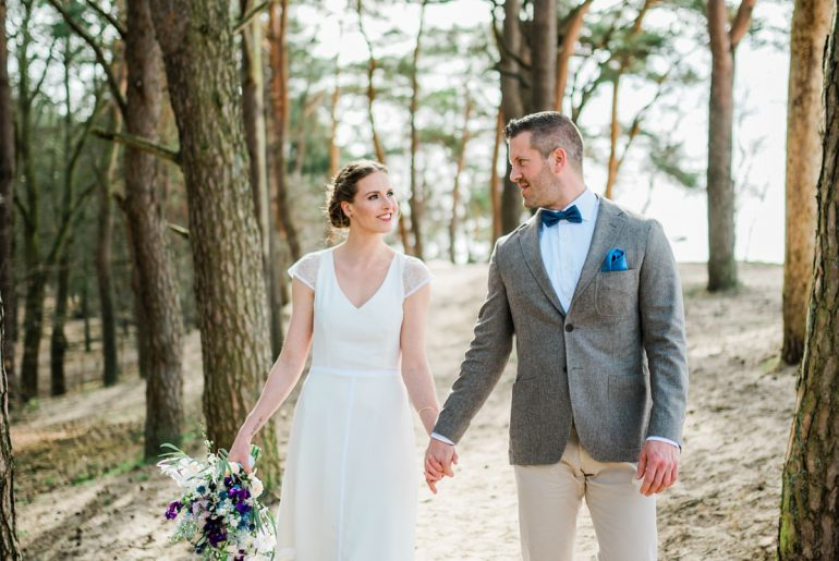 Styled shoot: Natasha & Tim