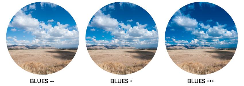 Enhancing blue skies - By José Chan