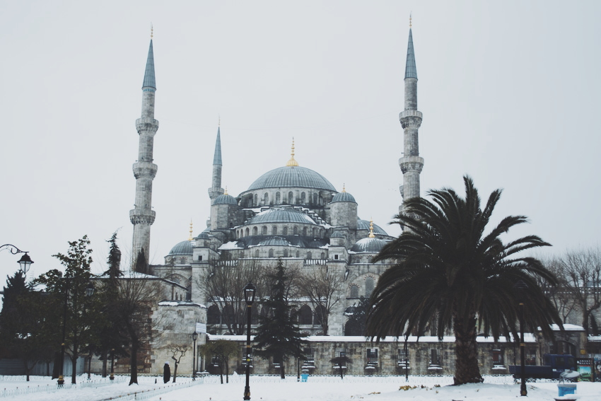 Istanbul, Photography by José Chan