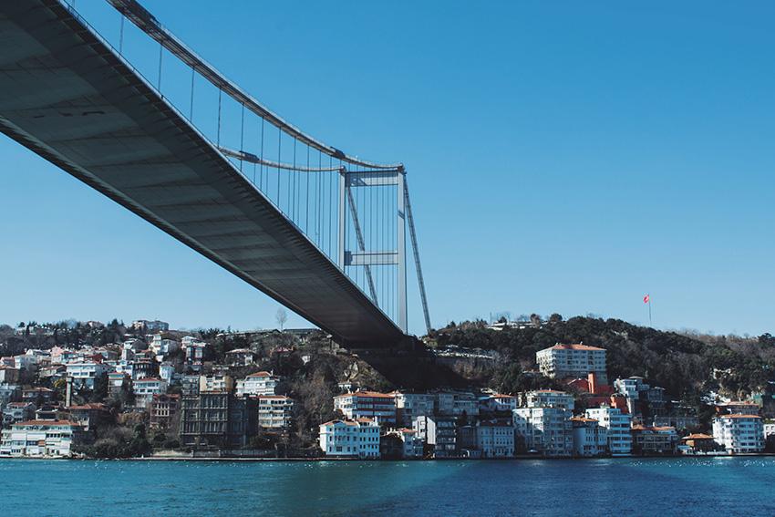 Bridge, ph by José Chan