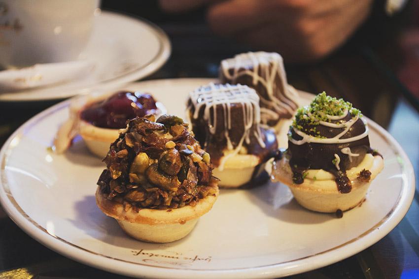 Dessert, Hafiz Mustafa