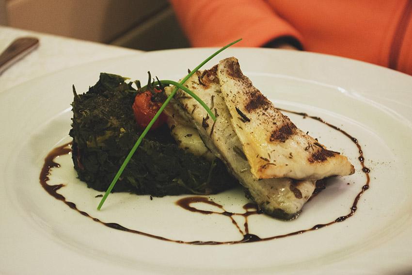 Fish, food in Istanbul