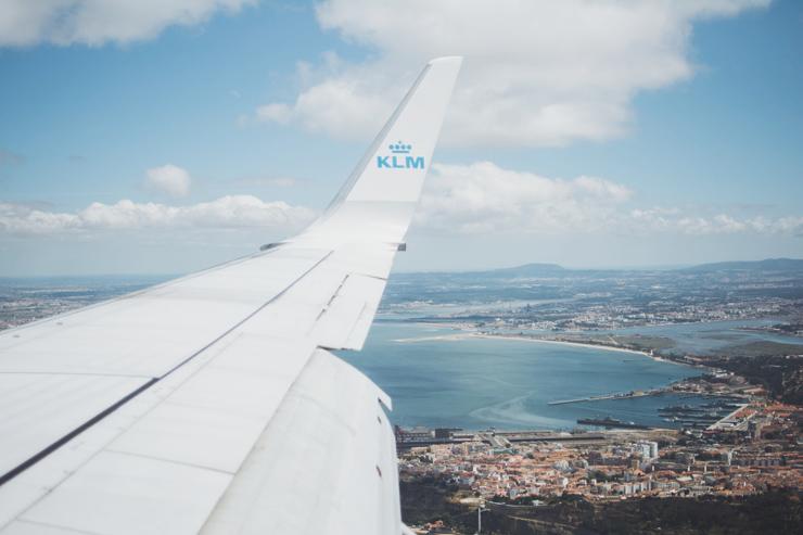 KLM, photo by José Chan