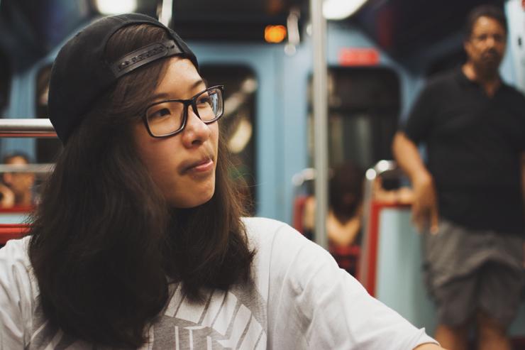 Metro, photo by José Chan