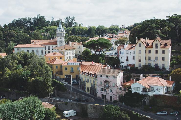 Sintra view on village, ph by José Chan