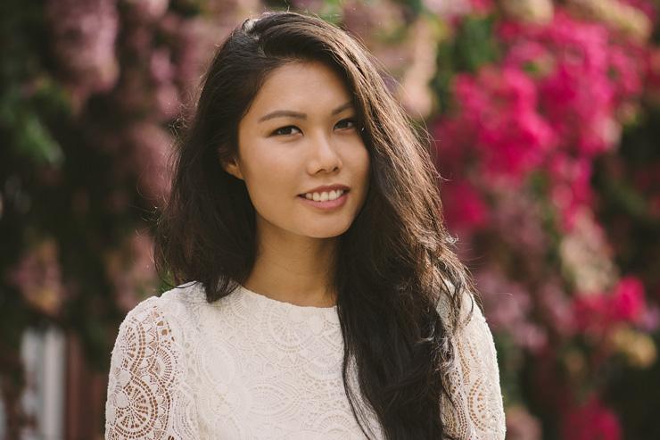 Louise Lam, photo by José Chan