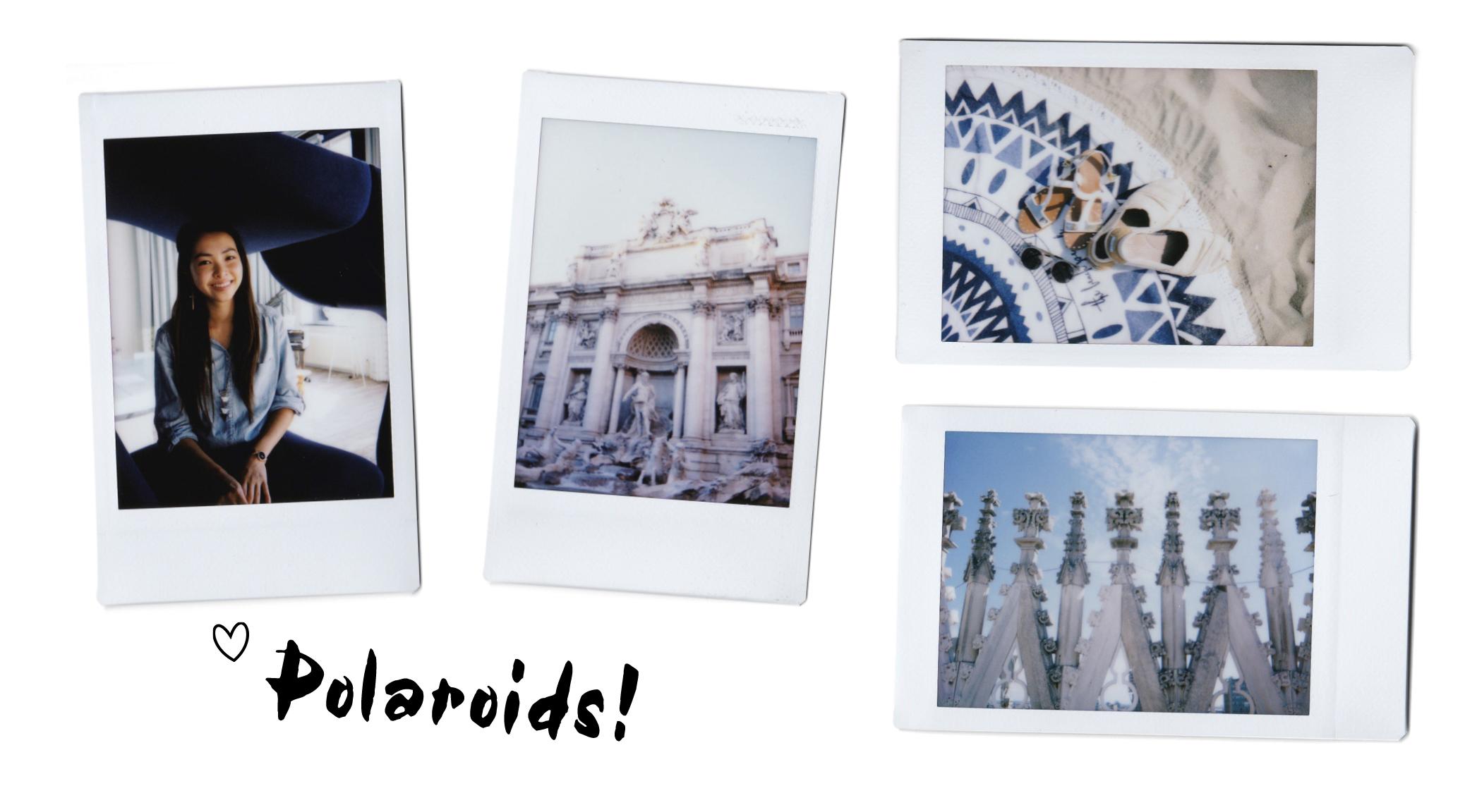 Polaroids-feat, by Jose Chan