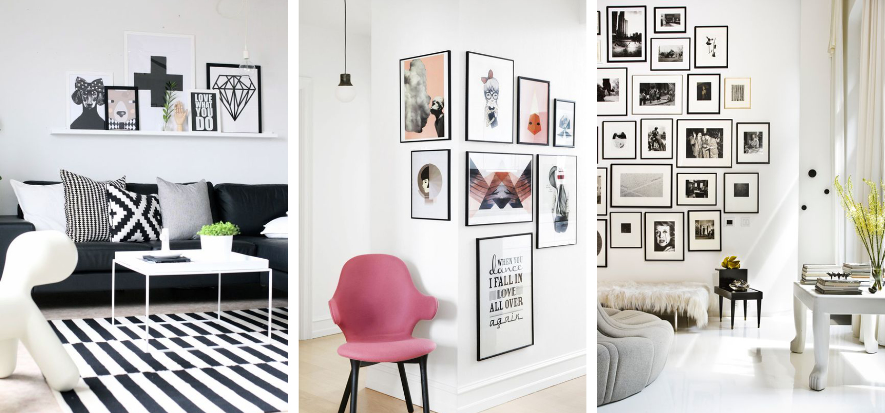 New 5 leuke manieren om je kamer te versieren met foto's - By José Chan @WR07