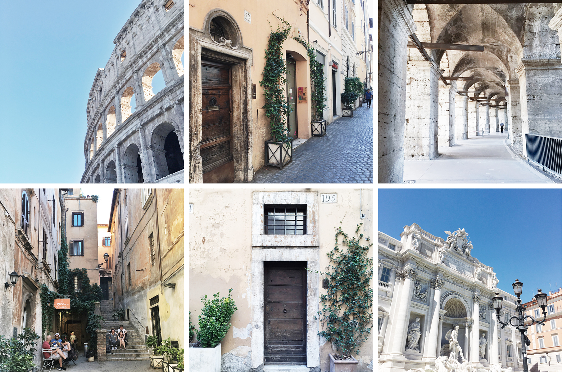 Rome in Instagrams