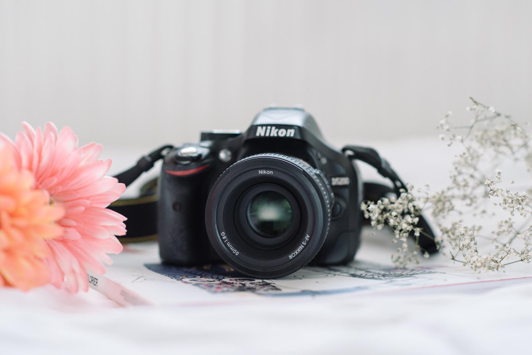 Beginnen met een DSLR camera