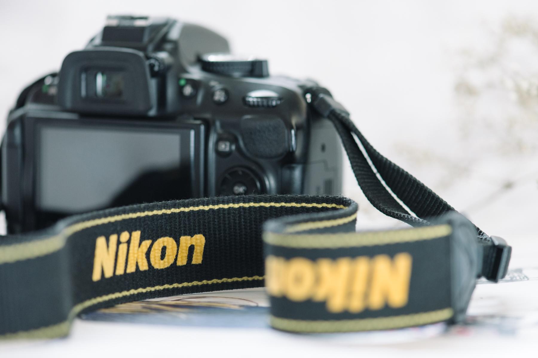 Nikon riem
