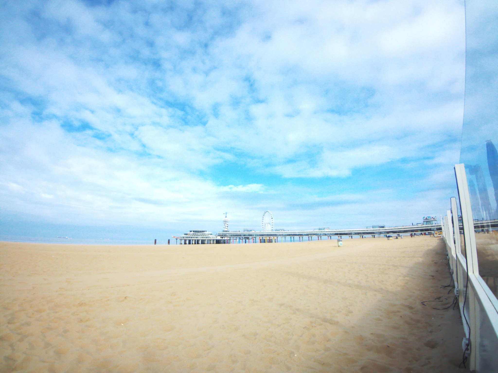 Scheveningen, shot with Qlippie Live by José Chan
