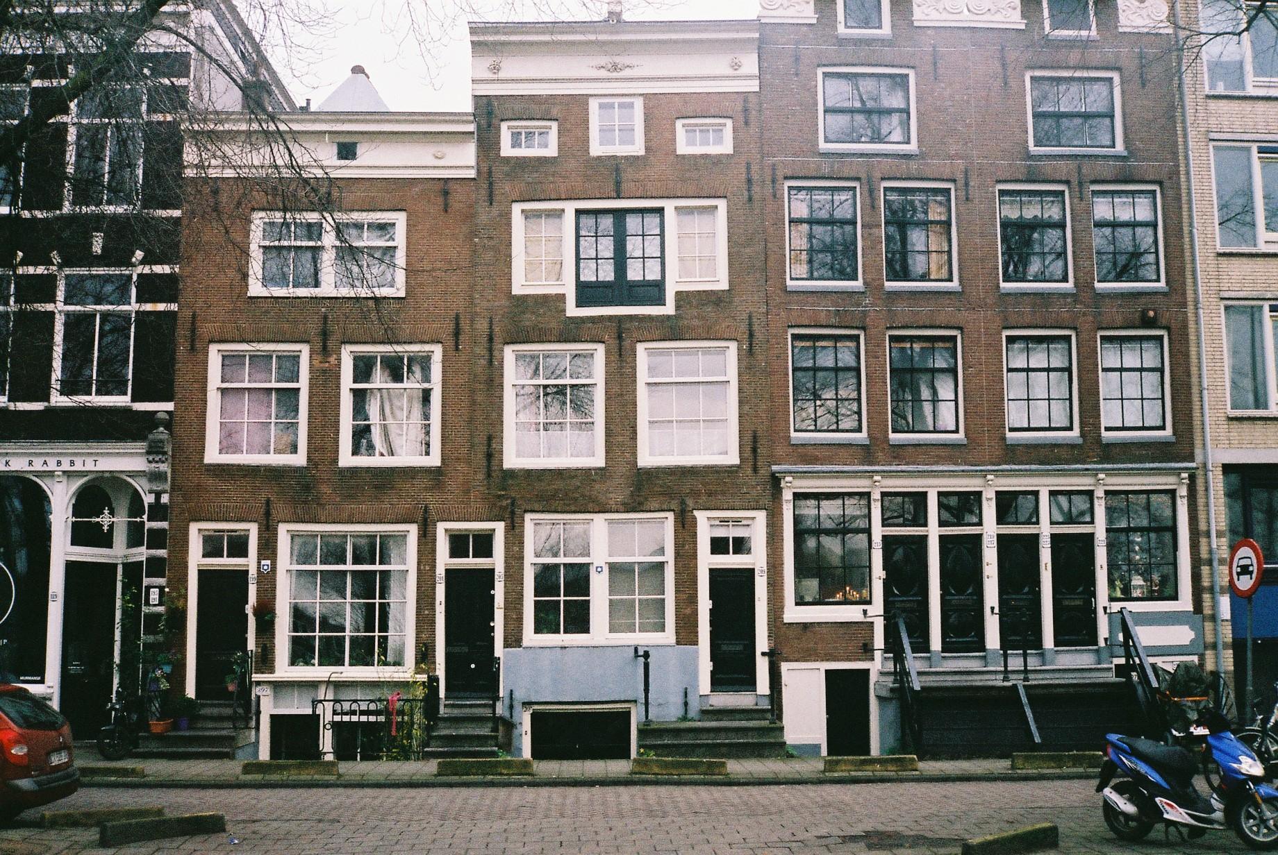 Amsterdam, analoog
