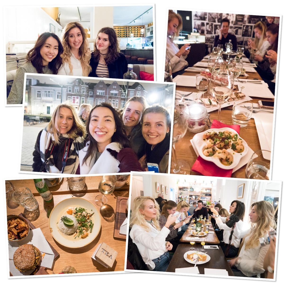 Foodora goodfoodtour Den Haag