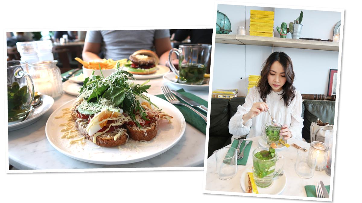 Cortenaer lunch hotspot Den Haag