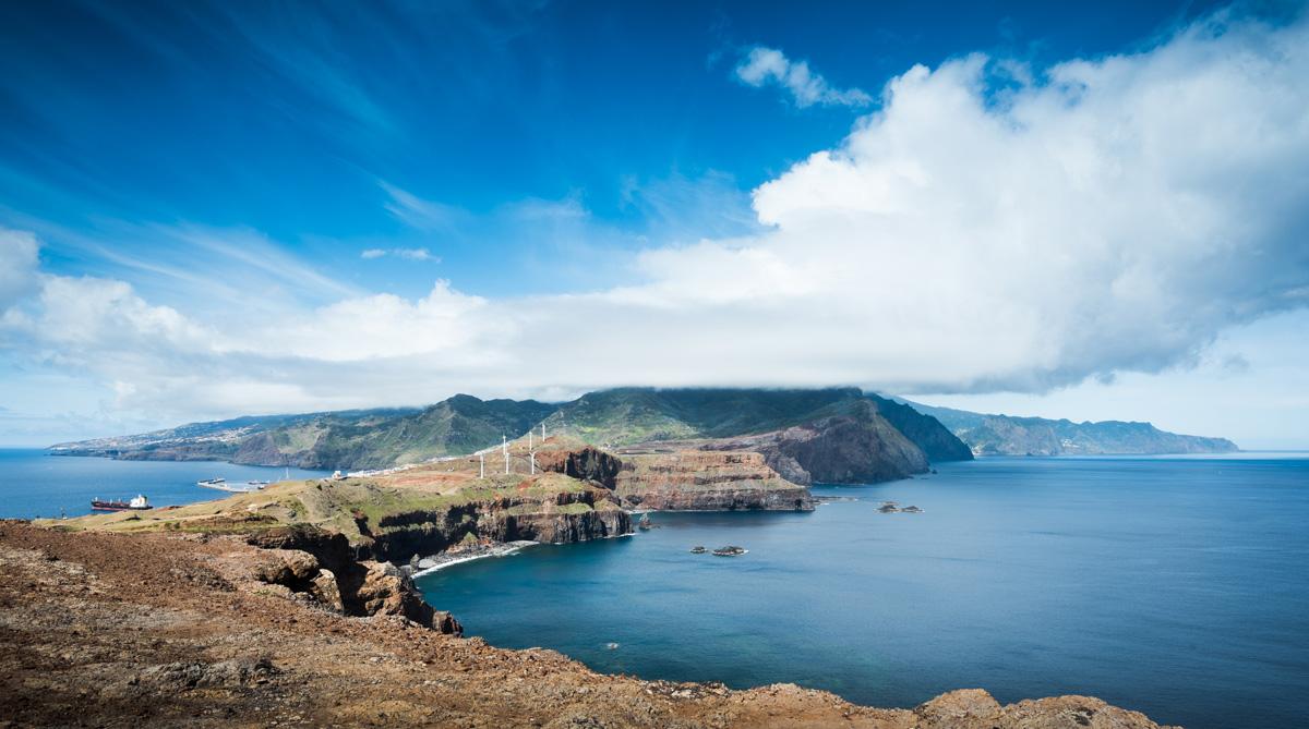 Porta de Sao Lounceo, Madeira