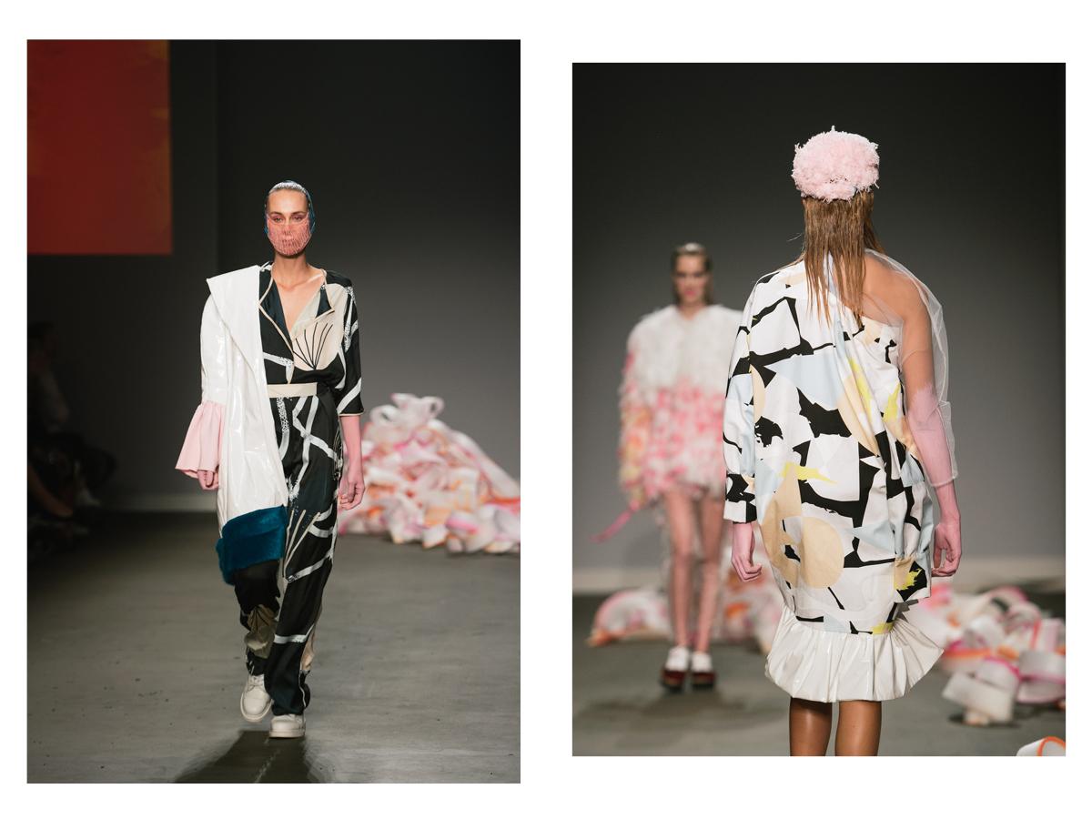 Ajbilou Rosdorff - Amsterdam Fashion Week - By José Chan