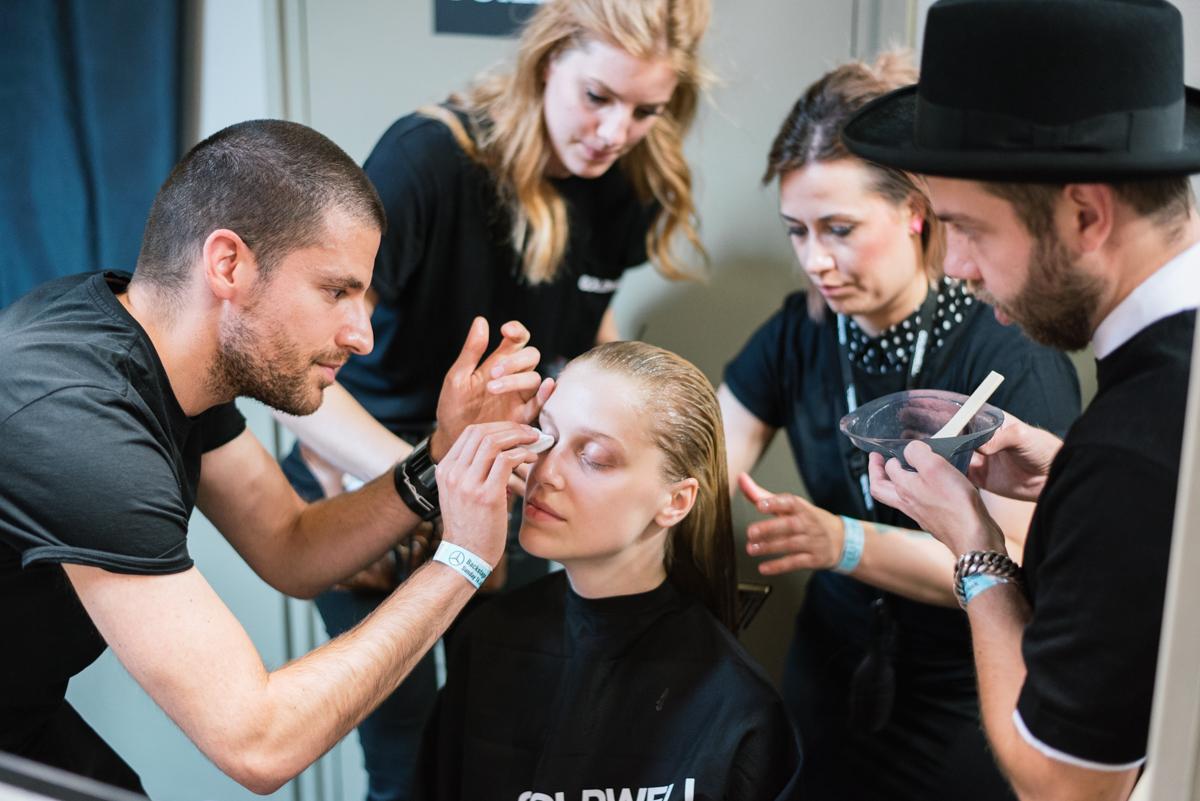 Ajbilou Rosdorff - Amsterdam Fashion Week 2017 - By José Chan