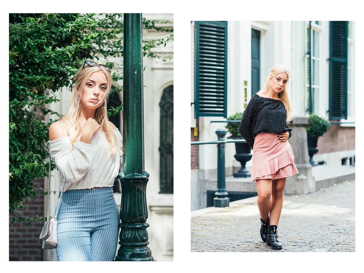 Portretfotograaf, Den Haag